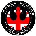 Rebel Legion Velká Británie