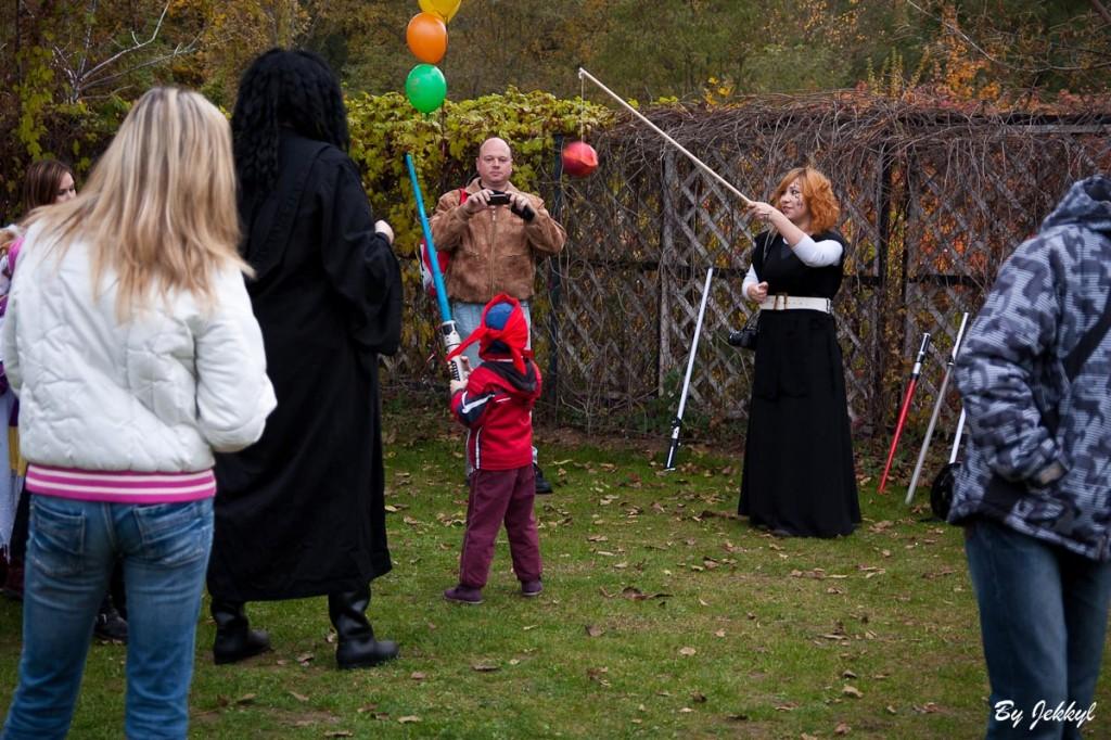 Magic Halloween aneb Děti dětem