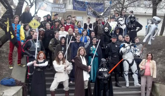 StarCon 2011 a Pochod fantazie