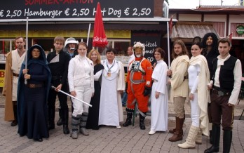Sciencefiction Day Prater 2012