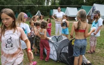 Letní tábor Filmánie