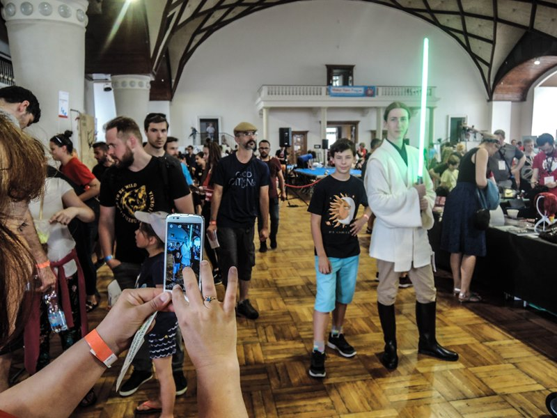 Prague Maker Faire 2019